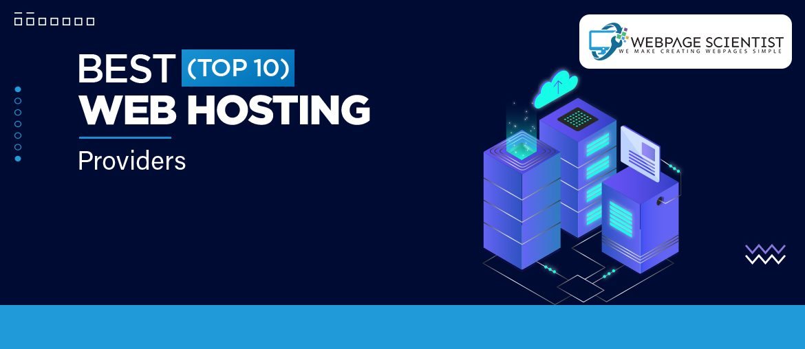 Top 10 Web Hosting Providers