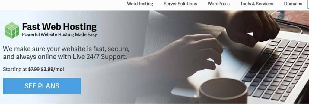 Services offered by InMotion Hosting
