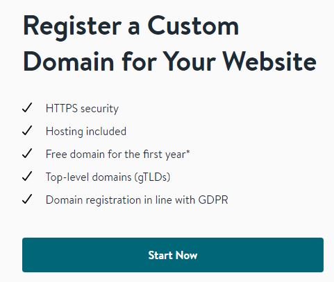 Jimdo Domain Services